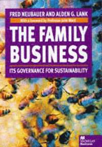The Family Business (inbunden)