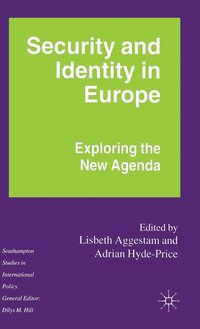 Security and Identity in Europe (inbunden)