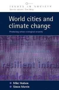 World Cities and Climate Change (häftad)