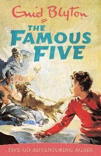 Famous Five: Five Go Adventuring Again (häftad)