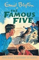 Famous Five: Five Have A Mystery To Solve (häftad)