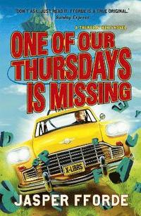 One of our Thursdays is Missing (häftad)