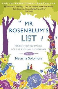 Mr Rosenblum's List: or Friendly Guidance for the Aspiring Englishman (häftad)