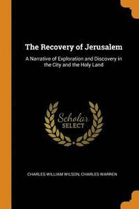 The Recovery of Jerusalem (häftad)