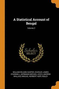 A Statistical Account of Bengal; Volume 2 (häftad)