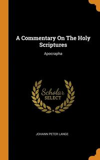 Commentary On The Holy Scriptures (inbunden)