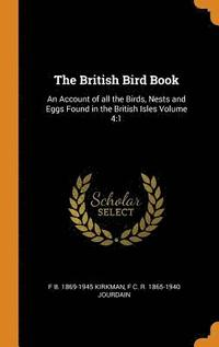 The British Bird Book (inbunden)