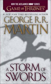 Storm Of Swords (Hbo Tie-In Edition): A Song Of Ice And Fire: Book Three (häftad)