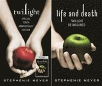 Twilight Tenth Anniversary/Life and Death Dual Edition (inbunden)