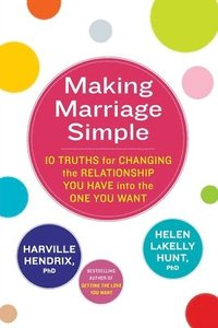 Making Marriage Simple (häftad)