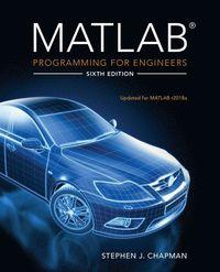 MATLAB Programming for Engineers av Stephen Chapman, Stephen Chapman  (Häftad)