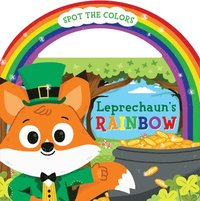 Leprechaun's Rainbow (board book with handle) (kartonnage)