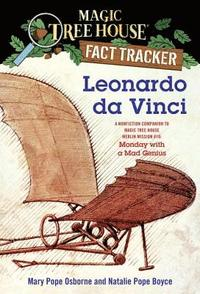 Magic Tree House Fact Tracker #19 Leonardo Da Vinci (häftad)