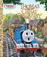 Thomas and the Great Discovery (Thomas & Friends) (inbunden)