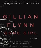 Gone Girl (cd-bok)