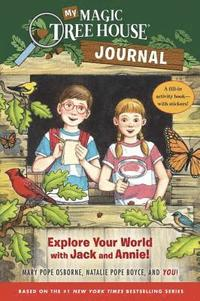 My Magic Tree House Journal (häftad)