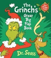 The Grinch's Great Big Flap Book (kartonnage)