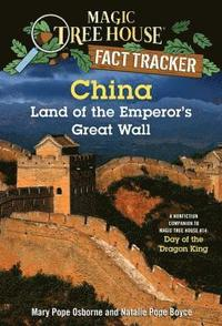 Magic Tree House Fact Tracker #31 China (häftad)