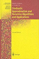 Stochastic Approximation and Recursive Algorithms and Applications (inbunden)