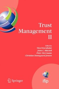Trust Management II (e-bok)