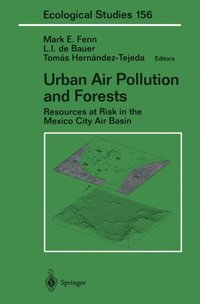 Urban Air Pollution and Forests (e-bok)