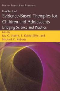 Handbook of Evidence-Based Therapies for Children and Adolescents (inbunden)