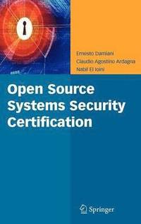 Open Source Systems Security Certification (inbunden)