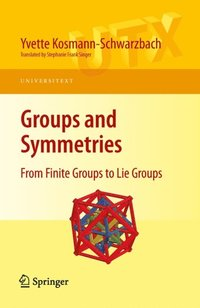 Groups and Symmetries (e-bok)