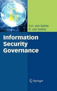 Information Security Governance (inbunden)