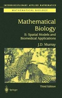 Mathematical Biology II (inbunden)