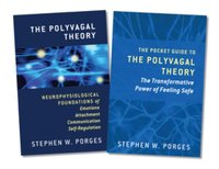 The Polyvagal Theory and The Pocket Guide to the Polyvagal Theory, Two-Book Set (inbunden)