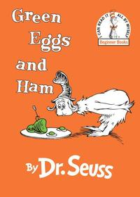Green Eggs And Ham (inbunden)