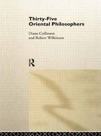 Thirty-Five Oriental Philosophers (inbunden)