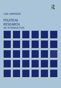 Political Research (häftad)