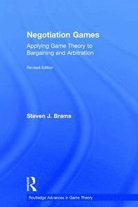 Negotiation Games (inbunden)