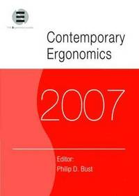 Contemporary Ergonomics 2007 (häftad)