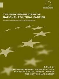 The Europeanization of National Political Parties (häftad)