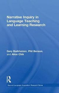 Narrative Inquiry in Language Teaching and Learning Research (inbunden)