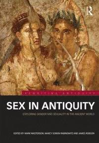 Sex gender and sexuality in ancient greece