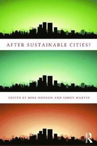 After Sustainable Cities? (häftad)
