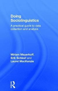 Doing Sociolinguistics (inbunden)