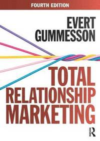 Total Relationship Marketing (häftad)