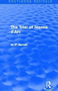 An analysis of the trial of jeanne darc