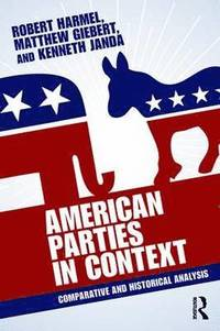 American Parties in Context (häftad)