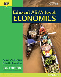 Edexcel AS/A Level Economics (Edexcel AS/A Level Economics 2015) (e-bok)