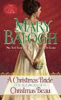 A Christmas Bride/Christmas Beau: Two Novels in One Volume (pocket)