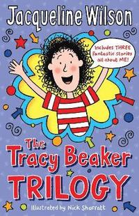 The Tracy Beaker Trilogy (häftad)