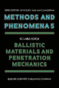 Ballistic material mechanics penetration