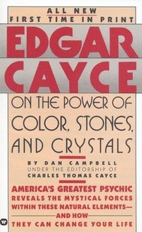 Edgar Cayce on the Power of Color, Stones, and Crystals (pocket)