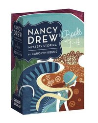Nancy Drew Mystery Stories Books 1-4 (inbunden)